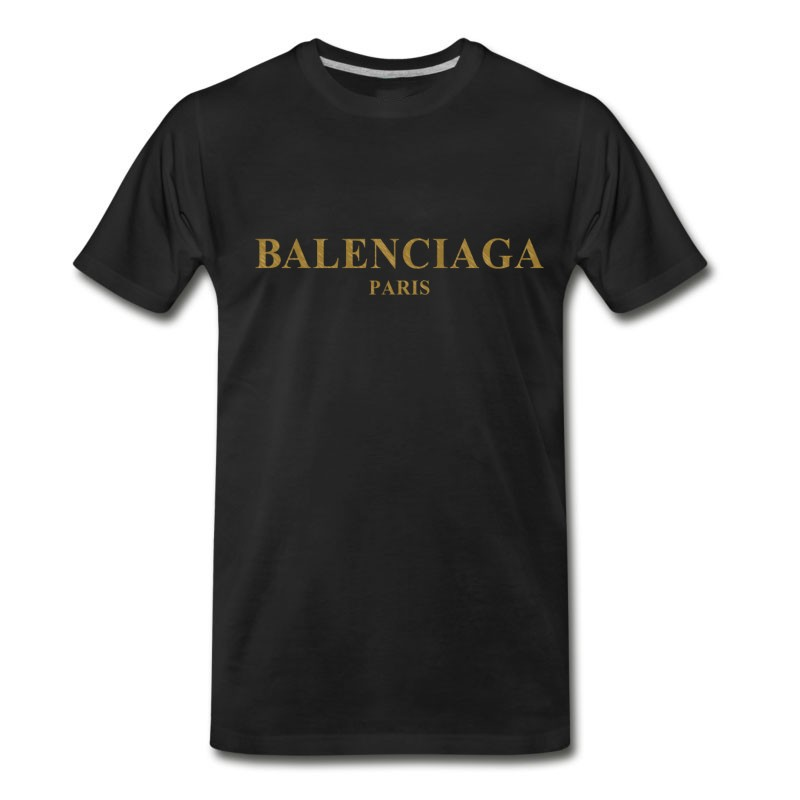 Men's Balenciaga Paris T-Shirt