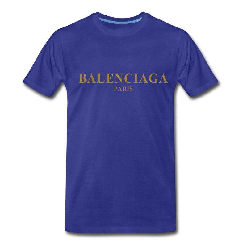 Men's Balenciaga Paris T-Shirt