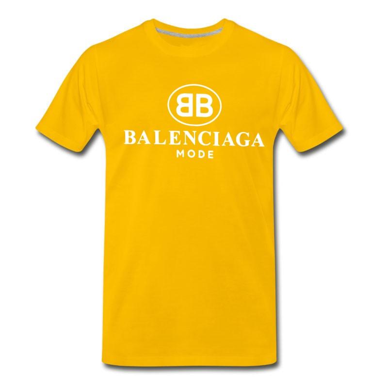 Men's Balenciaga Shirt Balenciaga T-Shirt