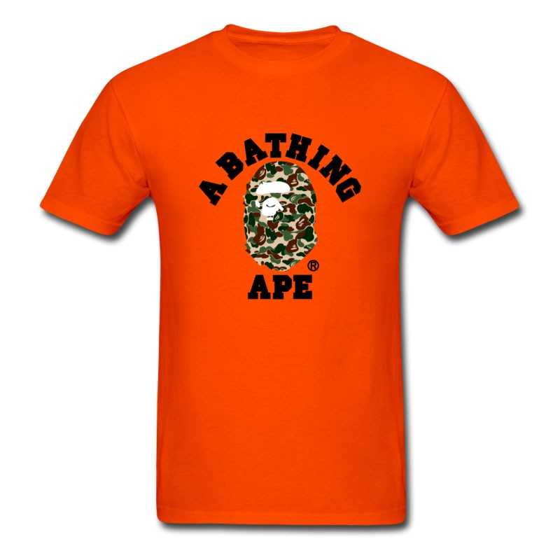 Men's BAPE A BATHING APE T-Shirt