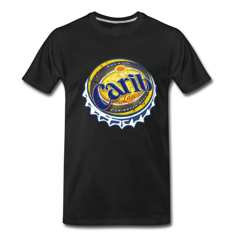 Men's Carib Beer T-Shirt