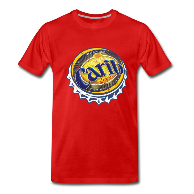 Men's Carib Beer T-Shirt