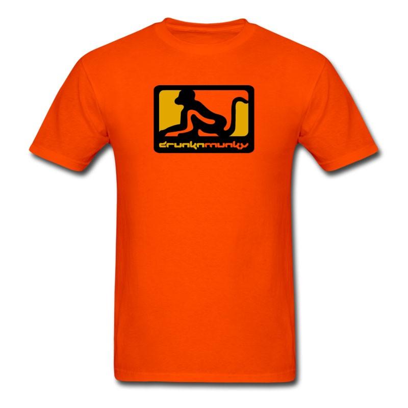 Men's Drunknmunky Logo T-Shirt