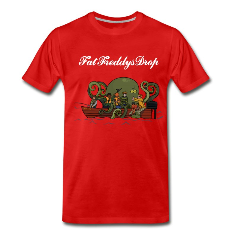 Men's Fat Freddys Drop T-Shirt