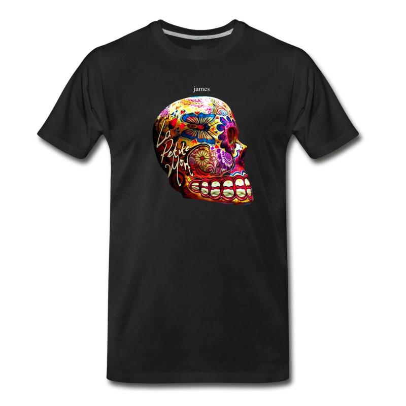 Men's James La Petite Mort Rock Music Band T-Shirt