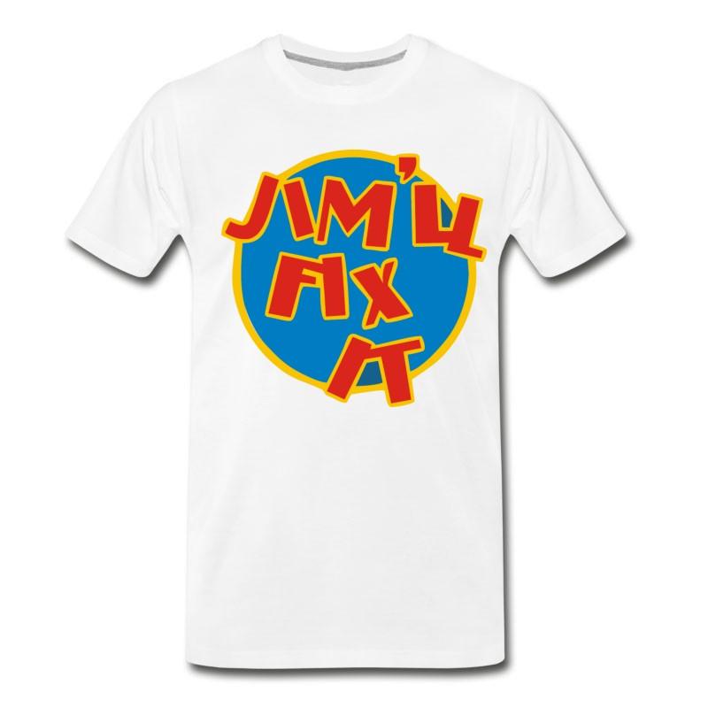 Men's Jim'll Fix It T-Shirt