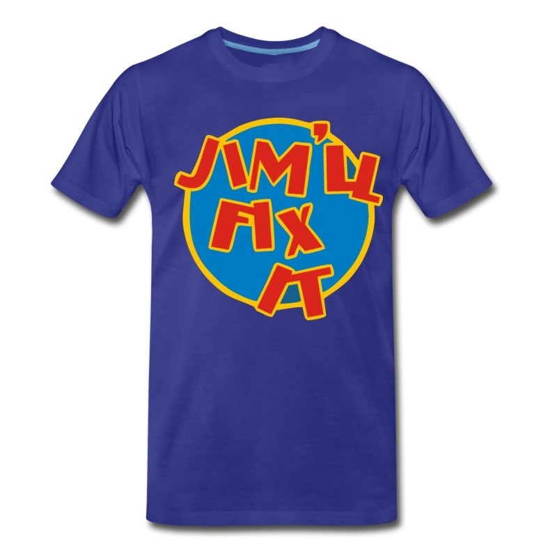 Men's Jim'll Fix It T-Shirt