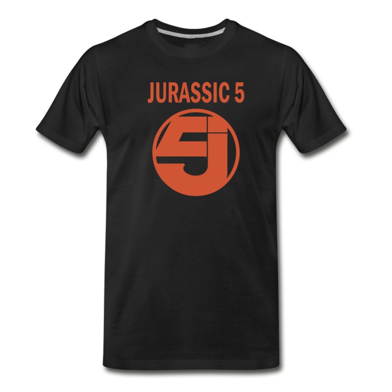 Men's Jurassic 5 Band T-Shirt