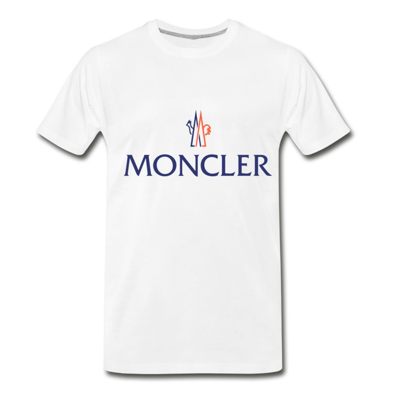 Men's Moncler Logo Copy T-Shirt
