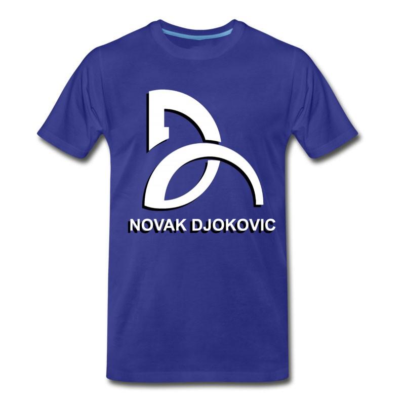 Men S Novak Djokovic T Shirt Pro Tee
