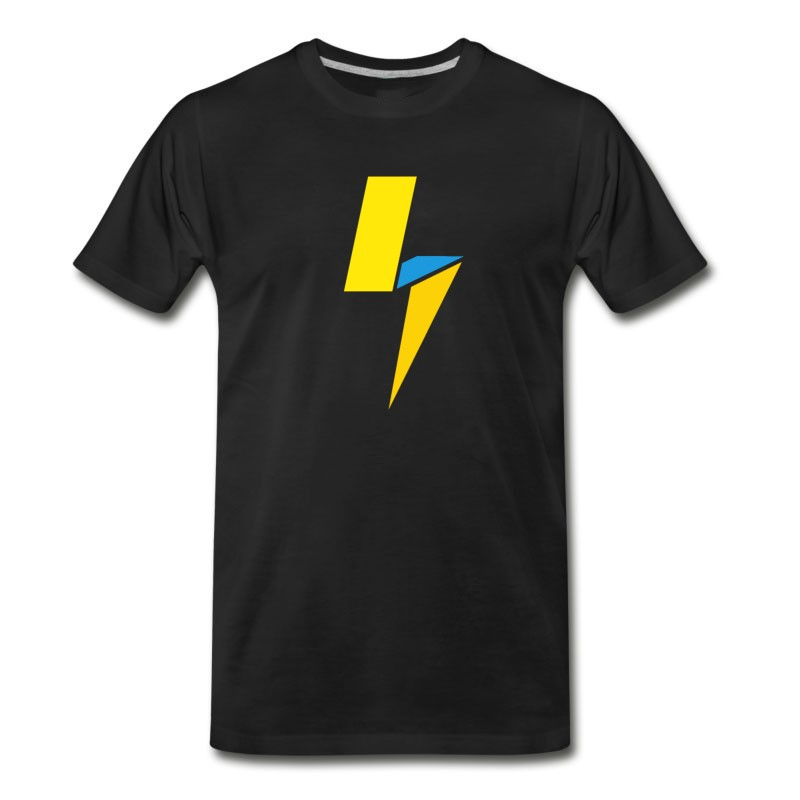 Men's Power By Lachlan T-shirt T-Shirt