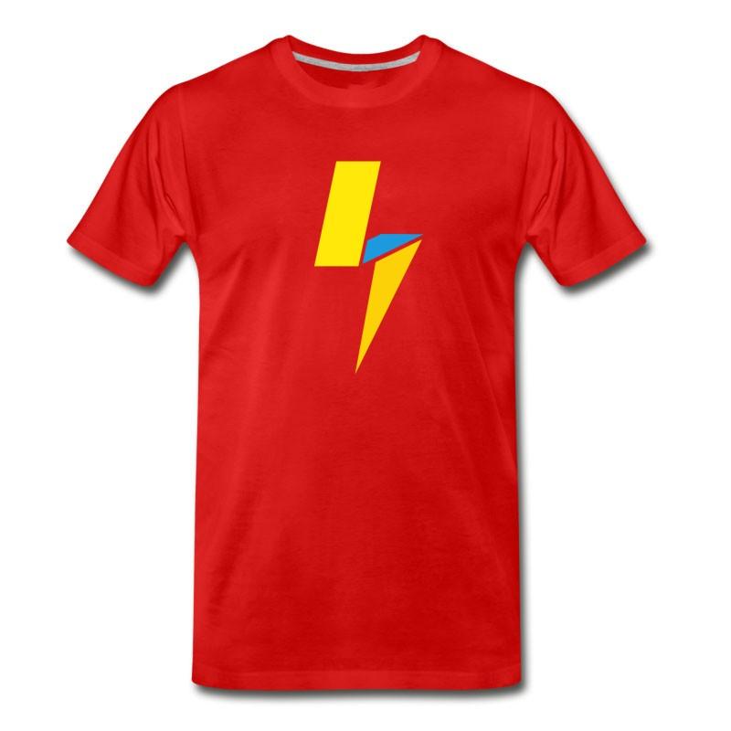 Men's Power By Lachlan T-shirt T-Shirt