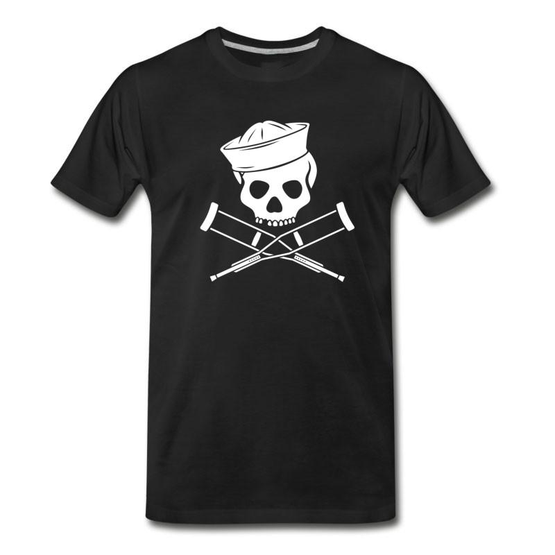 Men's Sailor Jackass T-Shirt