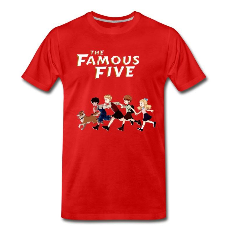 Men's The Famous Five T-Shirt